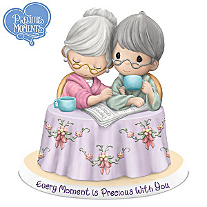 Precious Moments Every Moment Is Precious With You Figurine