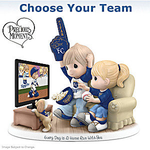 Choose Your MLB Team: Precious Moments Porcelain Figurine