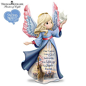 Precious Moments Thomas Kinkade September 11 Figurine