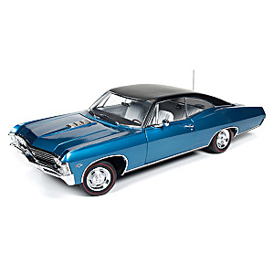 1:18-Scale 1967 Chevrolet Impala SS Diecast Car
