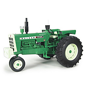 1:16-Scale Oliver 1750 Narrow Front Gas Diecast Tractor