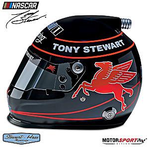 Tony Stewart #14 Mobil 1 NASCAR® Last Season Helmet