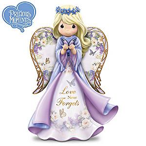 "Lena Liu Precious Moments ""Love Never Forgets"" Figurine"