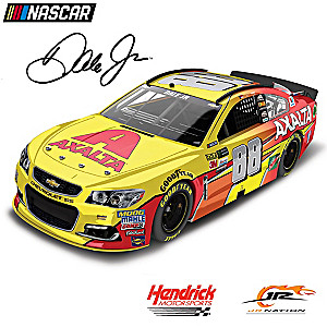 1:24-Scale Dale Earnhardt Jr. No.88 Axalta 2017 Diecast Car