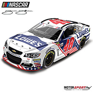 1:24-Scale Jimmie Johnson No. 48 Lowe's 2017 Diecast Car