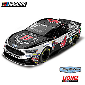 Kevin Harvick No. 4 Jimmy John's 2017 1:24-Scale Diecast Car