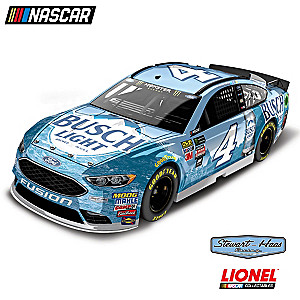 1:24-Scale Kevin Harvick No. 4 Busch Light 2017 Diecast Car