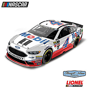 Kevin Harvick No. 4 Mobil 1 2017 1:24-Scale Diecast Car