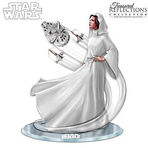 Treasured Reflections STAR WARS Princess Leia Figurine