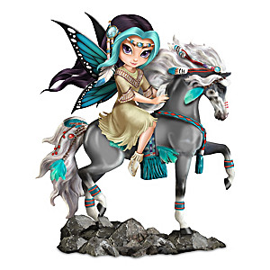 Fairy Figurine By Jasmine Becket-Griffith And Laurie Prindle