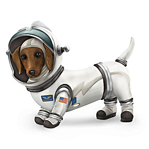 Pup To Mission Control Figurine