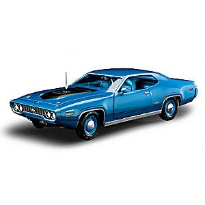 1:18-Scale 1971 Plymouth GTX Diecast Car