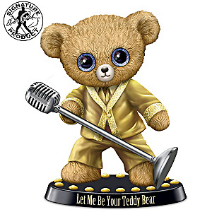 Let Me Be Your Teddy Bear Figurine