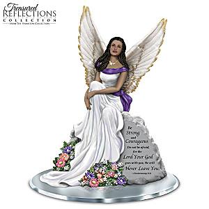 Angel Of Courage Figurine