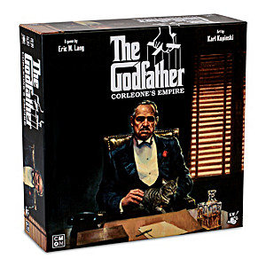 The Godfather: Corleone's Empire Board Game