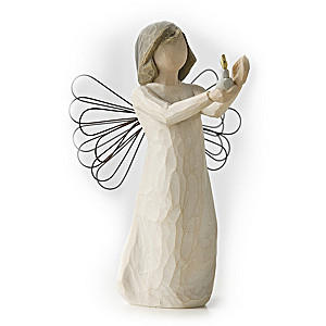Angel Of Hope Willow Tree Figurine
