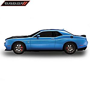 "1:18-Scale ""2017 Dodge Challenger SRT Hellcat"" Car Sculpture"