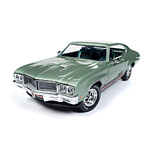 1:18-Scale 1970 Buick Grand Sport Hardtop Diecast Car