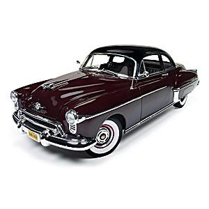1:18-Scale 1950 Oldsmobile Rocket 88 Diecast Car
