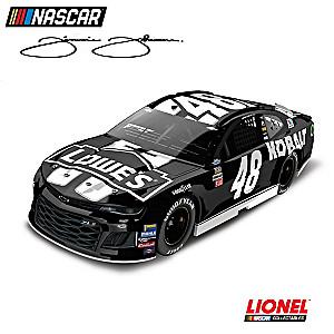 Jimmie Johnson No. 48 Lowe's/Kobalt 2018 Diecast Car