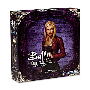 Buffy The Vampire Slayer Board Game
