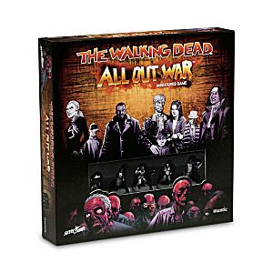 Walking Dead - All Out War Miniatures Game