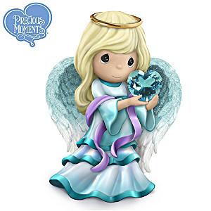 Precious Moments Hopeful Heavenly Radiance Figurine