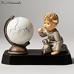 """Vintage M.I. Hummel """"Australian Wanderer"""" Porcelain Figurine"""