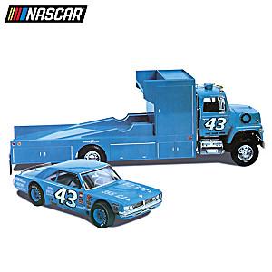 Richard Petty Race Team Model Car Kit