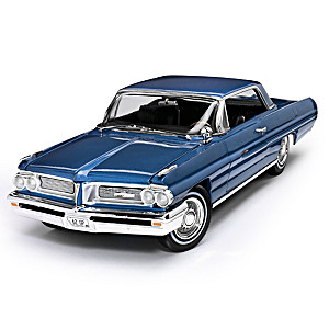 1:18-Scale 1962 Pontiac Super Duty Grand Prix Diecast Car