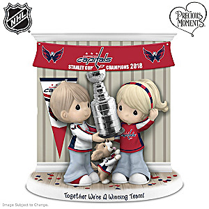 Capitals® Stanley Cup® Porcelain Figurine