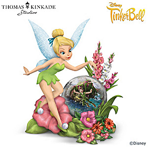 "Disney ""It's All A Little Magic"" Tinker Bell Figurine"