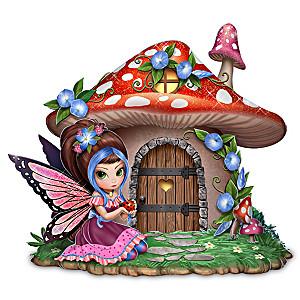 Jasmine Becket-Griffith Magic Manor Figurine