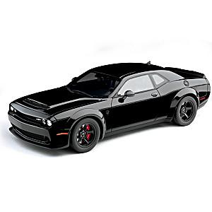 1:18-Scale 2018 Dodge Challenger SRT Demon Sculpture
