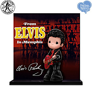 "Precious Moments ""From Elvis In Memphis"" Figurine"