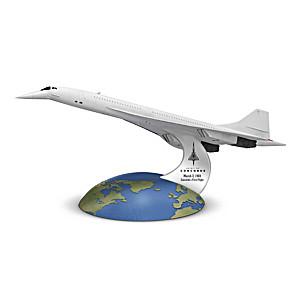 "50th Anniversary ""Spirit Of Concorde"" 1:250-Scale Sculpture"