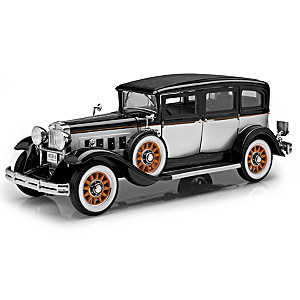 1:18-Scale 1931 Peerless Master 8 Sedan Diecast Car
