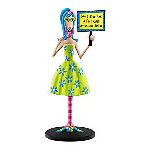 Joey Heiberg Sister Figurine
