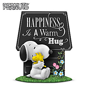 PEANUTS Snoopy And Woodstock Figurine