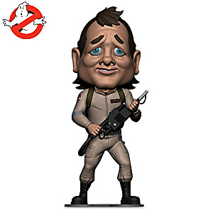 Ghostbuster Peter Venkman Figurine By Dave Aikins
