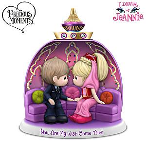 I Dream Of Jeannie Precious Moments Porcelain Figurine