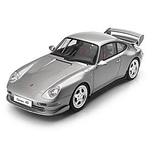 1:18-Scale Porsche 911 Carrera RS ART Sculpture