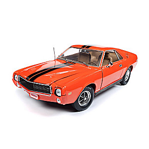 50th Anniversary 1:18-Scale 1969 AMC AMX Hardtop Diecast Car