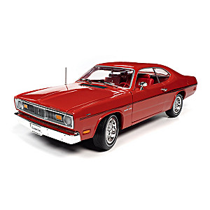 1:18-Scale 1970 Plymouth Duster Diecast Car