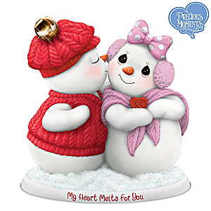 Precious Moments My Heart Melts For You Figurine