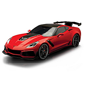"""2018 Corvette ZR1"" 1:12-Scale Sculpture"