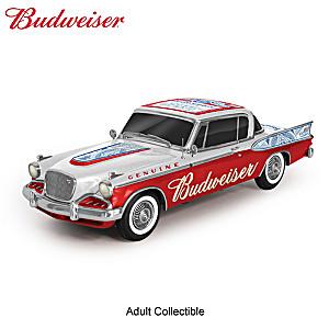 """""""A Classic Ride Budweiser Studebaker"""" Sculpture"""