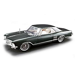 1:18-Scale 1963 Buick Riviera Diecast Car