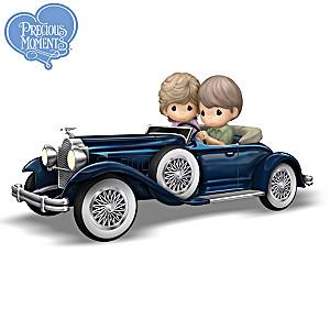 1930 Packard LeBaron Precious Moments Couple Figurine
