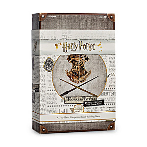 "HARRY POTTER ""Defence Against The Dark Arts"" Board Game"